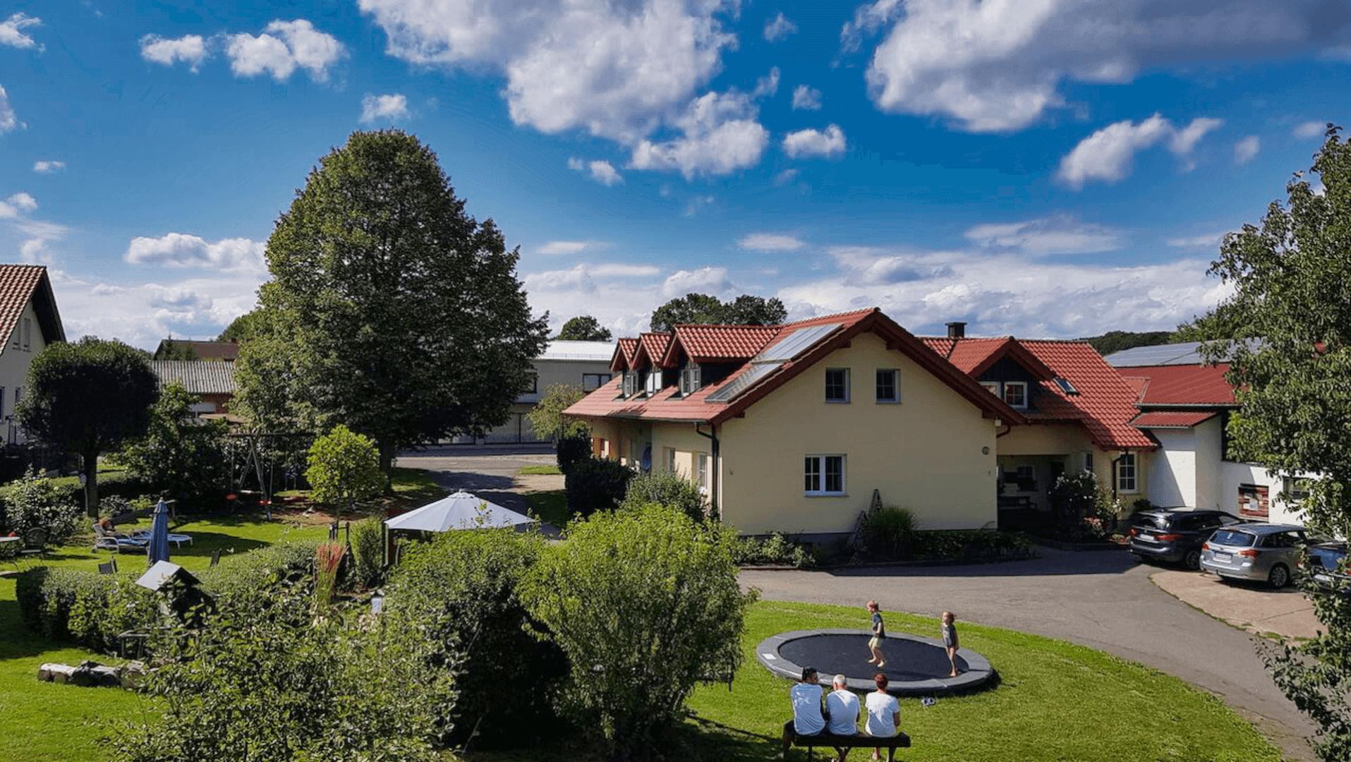 Ferienhof Sennert - Ferien auf dem Bauernhof