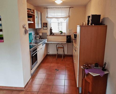 Ferienwohnung Rose Küche