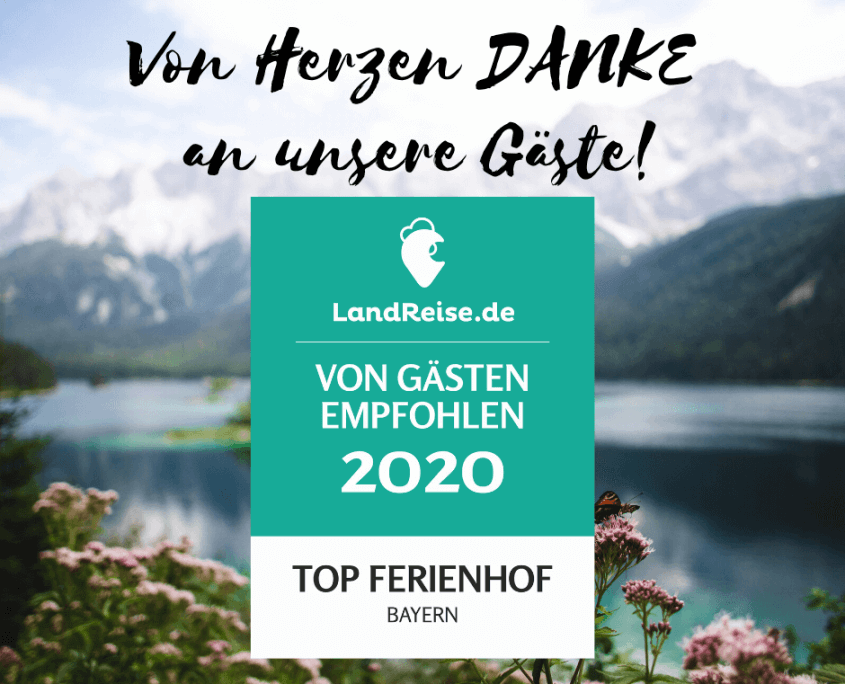 Top_Ferienhof_Bayern_Urkunde_2020